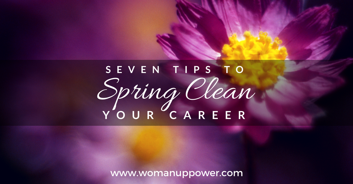 Spring Clean Your Career