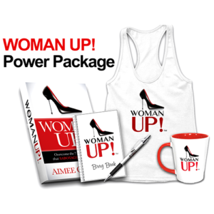 WOMAN UP! Power Package