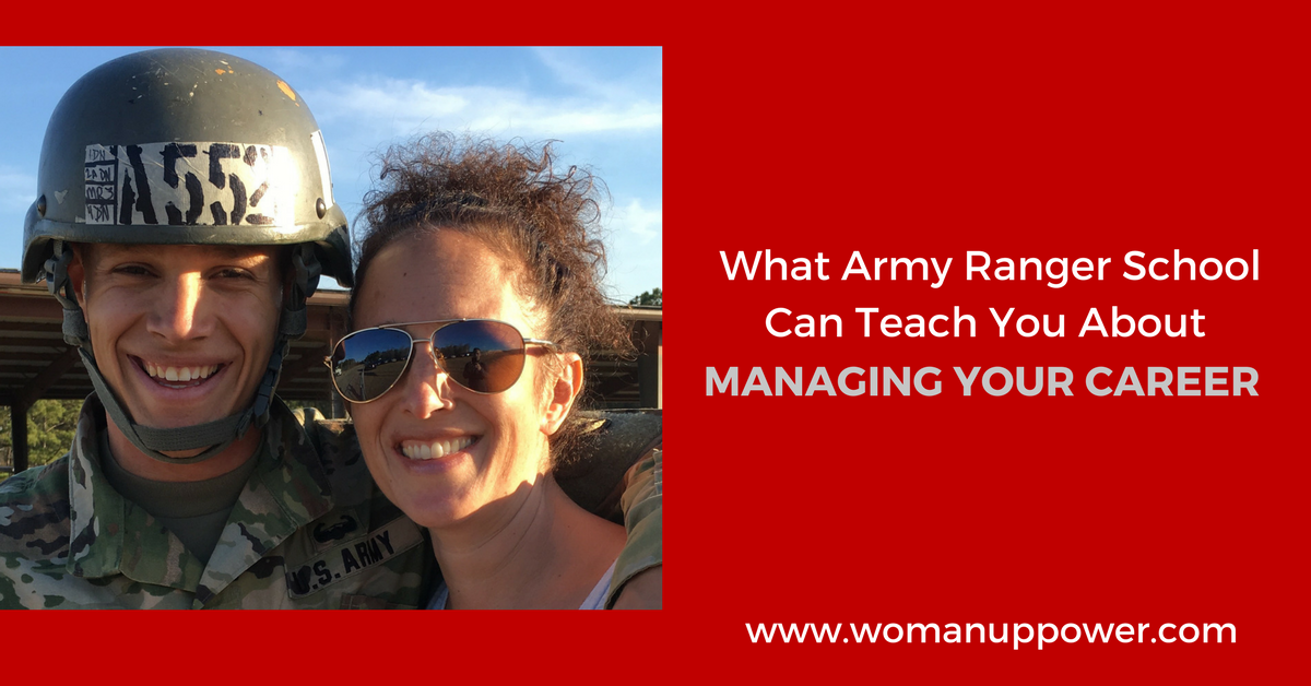 What Army Ranger School Can Teach You About Managing Your Career
