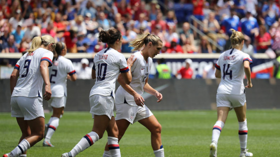 3 Ways To Win Like The US Women's Soccer Team